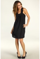 Susana Monaco Macey Dress (Black) - Apparel