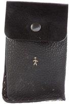 Henry Beguelin Leather Phone Holder