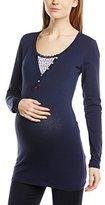 Noppies Women's Jersey Nursing Elise Pyjama Top,(Manufacturer Size:X-Large)