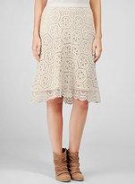 Charlotte Crochet Skirt