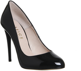 Office Ace Round Toe Court Shoe