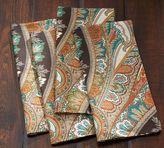 Pottery Barn Anton Paisley Napkin, Set of 4