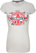 Lonsdale London Women's Betsy Sheffield T-Shirt -X-Small