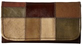 American West Groovy Soul Trifold Wallet