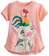 Disney Pua and Heihei Tee for Girls Moana