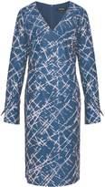 Smart & Joy Graphic Print High Waist Dress