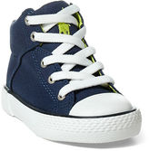 Ralph Lauren Toddler Colton Canvas High-Top Sneaker