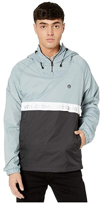 Volcom Fezzes Jacket (Cool Blue) Men's Coat