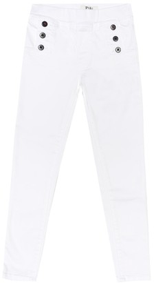 Polo Ralph Lauren The Aubrie denim leggings