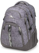 High Sierra Access Backpack, One Size , Gray