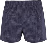 Sunspel Polka dot-print cotton boxer shorts