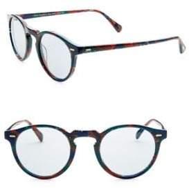 Oliver Peoples Alain Mikli x Gregory Peck 47 Sunglasses