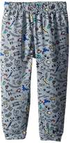 Splendid Littles Rock Music French Terry Joggers Boy's Casual Pants