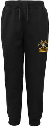 Outerstuff Youth Black Pittsburgh Penguins Pro Game Fleece Sweatpants