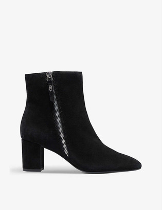 Dune Oricle suede ankle boots