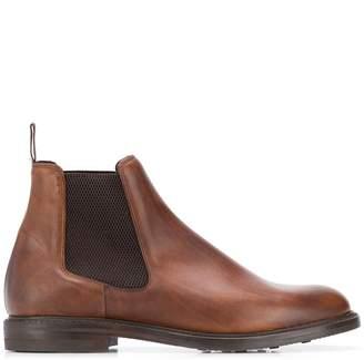 Berwick Shoes Marron Grass boots