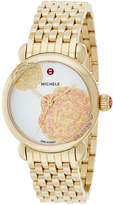 Michele Women's Jardin Csx Diamond Watch