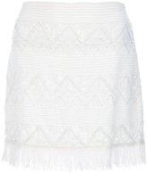 Alice+Olivia sequin mini skirt
