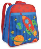 Stephen Joseph Space Go Go Backpack in Blue