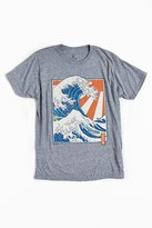 Urban Outfitters LIFE Wave And Sun Tee
