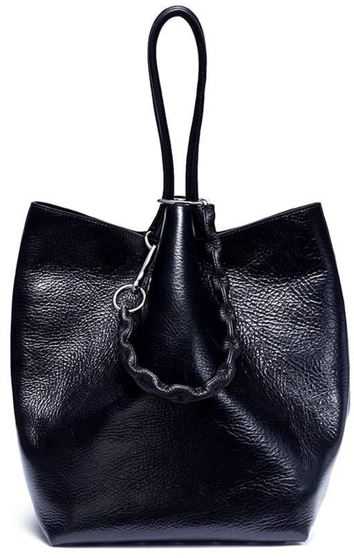 Alexander Wang 'Roxy' stud leather large bucket bag