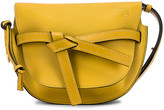 Loewe Gate Small Bag in Ochre | FWRD