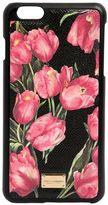 Dolce & Gabbana Tulips Printed Iphone 6 Plus Case