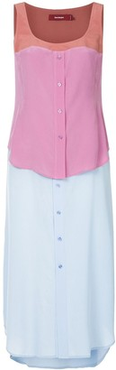 Sies Marjan Peg Button front dress