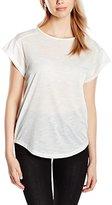 Red Soul Redsoul Women's FELICITA TSHIRT Plain Short Sleeve T-Shirt