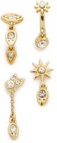 Luv Aj The Revel Starburst Earrings Set