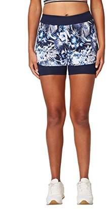 Esprit Women's 048ei1c002 Sports Shorts,12 (Size: Medium)