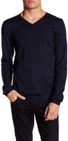 Zadig & Voltaire Ginger Long Sleeve Merino Wool Pullover