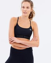 Running Bare Barely Legal Push Up Crop Top