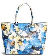 G by Guess GByGUESS Women's Fairwood Floral-Print Tote
