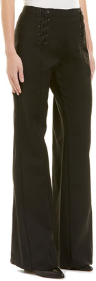 Nanette Lepore Lace-Up Pant