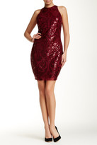 Alexia Admor Sequin Bodycon Dress