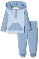 Pumpkin Patch Baby Boys 0-24m Newborn Hooded Clothing Set,0-3 Months