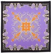 Foulard Square Scarf, Purple