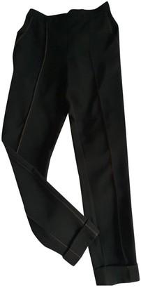 Donna Karan Black Trousers for Women