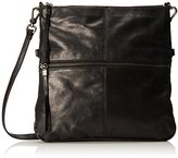 The Sak Sanibel Foldover Cross Body Bag