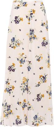Forte Forte Silk Crepe De Chine Maxi Skirt