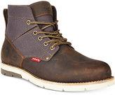 Levi's Men's Jax Canvas Boots