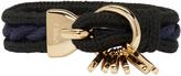 Chloé Black Marin Bracelet