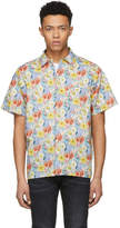 R 13 Multicolor Skater Shirt