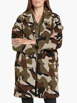 Minimum Belinde Coat, Camouflage
