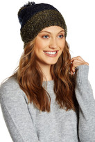 Collection XIIX Marled Pompom Beanie