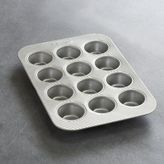 Sur La Table Platinum Professional Standard Muffin Pan, 12 Count