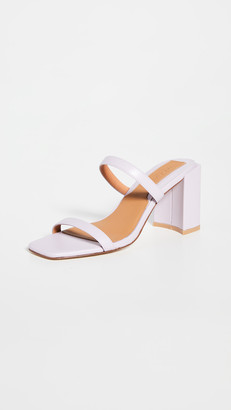 Jaggar Square Heel Sandals