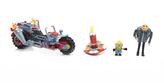 Mattel Despicable Me Gru Water Motobike Mega Play Set