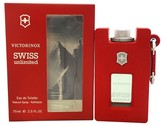 Swiss Army Men's Swiss Unlimited EDT Spray (Refillable) - 2.5 oz